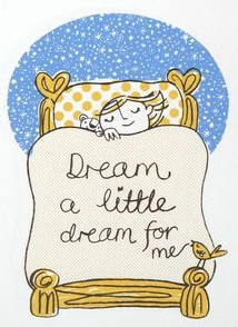 dream a little