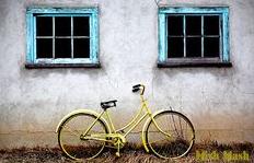 ikkunat ja pyörä