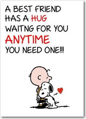 hug anytime