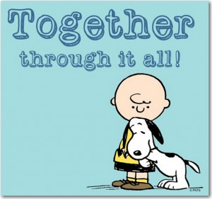 together through