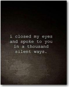 silent ways
