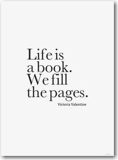 a life book