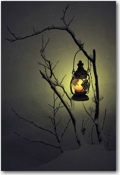 valoa iltaan