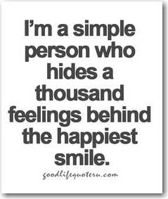 simple person