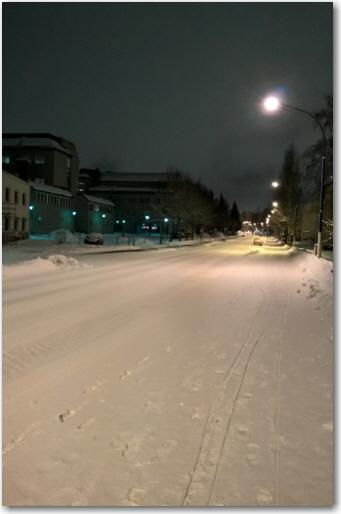 talvi-ilta